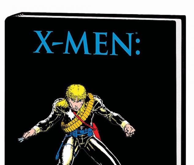 X-MEN: LONGSHOT PREMIERE #0