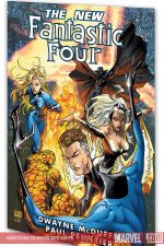 Fantastic Four: The New Fantastic Four (Trade Paperback)