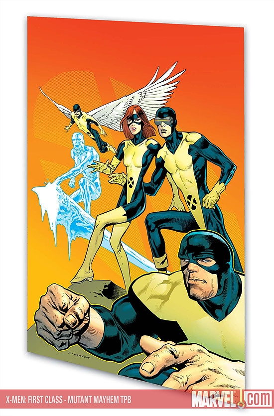 X-MEN: FIRST CLASS - MUTANT MAYHEM TPB #0