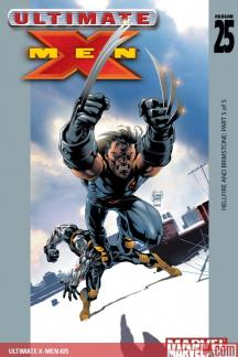 Ultimate X-Men #25