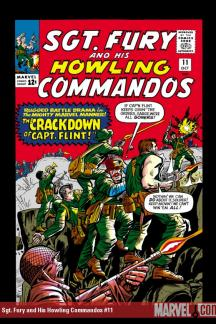 Sgt. Fury and His Howling Commandos #11