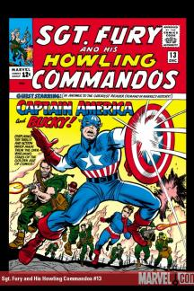 Sgt. Fury and His Howling Commandos (1963) #13