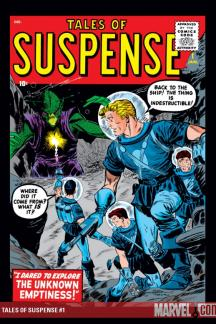 Tales of Suspense (1959) #1