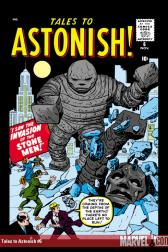 Tales to Astonish #6 