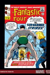 Fantastic Four #14 