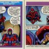 Spider-Man Presents: Magneto, Card #156