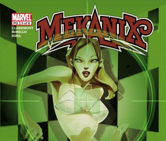 X-Treme X-Men: Mekanix (2001) #5
