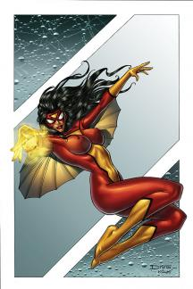 Giant Size Spider-Woman (2005) #1