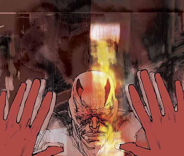 DAREDEVIL: REDEMPTION (2002) #6 COVER