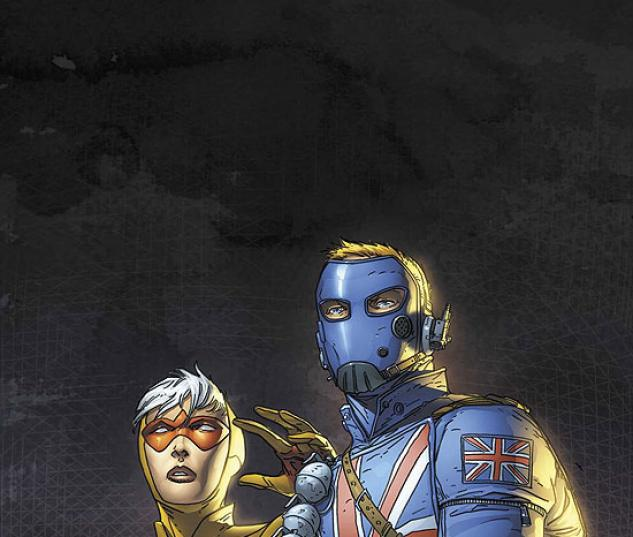 NEW INVADERS (2005) #5 COVER