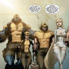 ASTONISHING X-MEN #1 preview art by Kaare Andrews