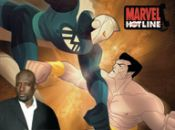 Marvel Hotline: Legend of the Blue Marvel #4
