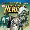 AGE OF HEROES #3 cover by Yanick Paquette