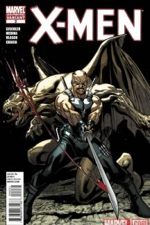 X-Men #2  (2ND PRINTING VARIANT)