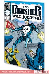 Punisher War Journal Classic Vol. 1 (Trade Paperback)