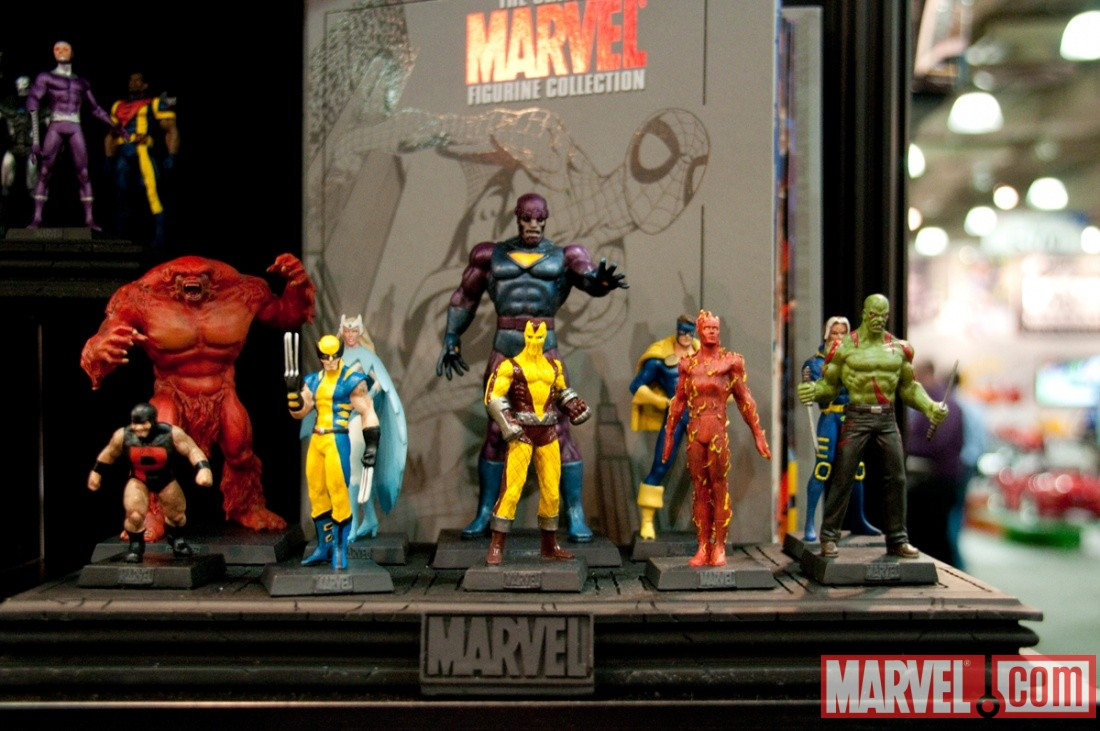 Eaglemoss Publications Classic Marvel Figurine Collection (Part 2) at ...