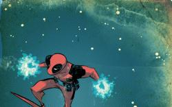Deadpool Team-Up #883 cover by Skottie Young