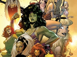 A Marvel Women's History Lesson, Pt. 1