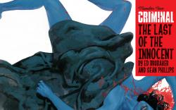 Criminal: Last of the Innocent #2 cover