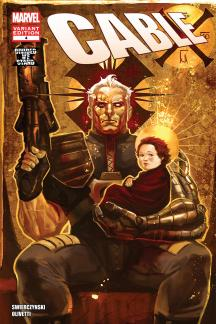 Cable (2008) #4 (DJURDJEVIC VARIANT)