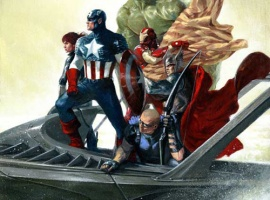 Sneak Peek: Avengers Art Appreciation Variants