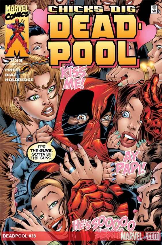 Deadpool (1997) #38
