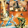 Avengers Assemble #1 preview art by Mark Bagley