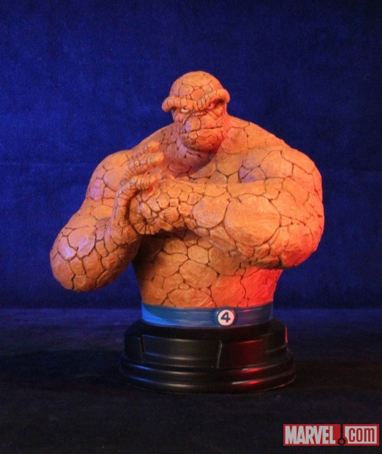 The Thing mini bust by Gentle Giant Ltd