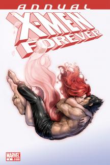 X-Men Forever Annual (2010) #1