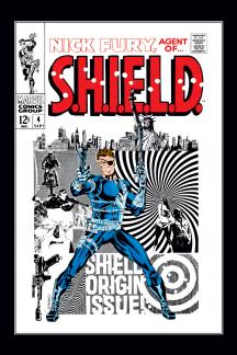 Nick Fury, Agent of Shield (1968) #4