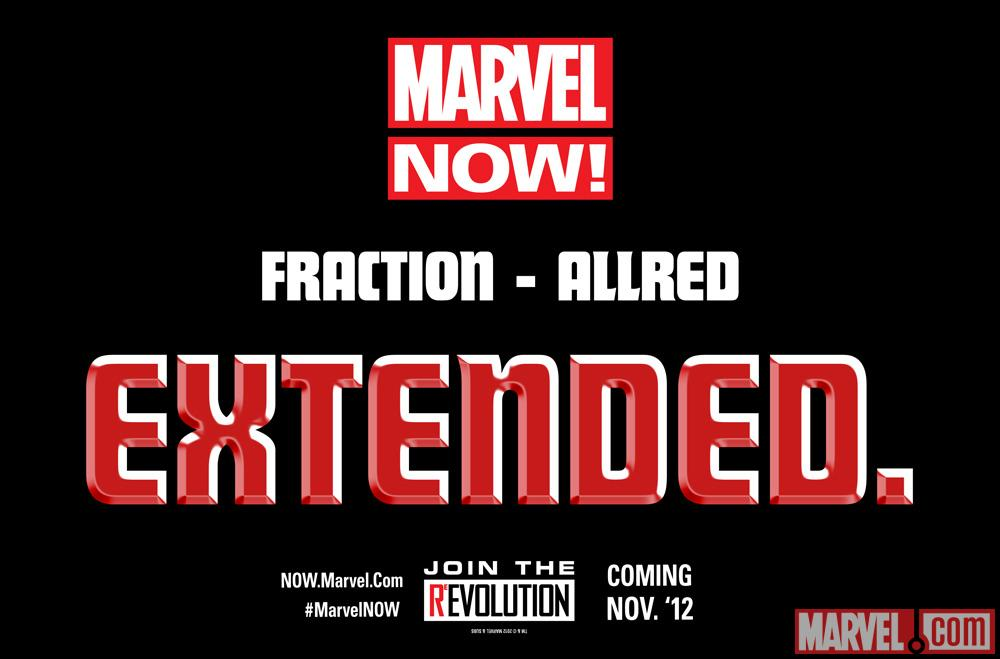 The Future of Marvel NOW! is Extended
