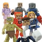 Fantastic Four Minimates From Diamond Select