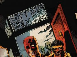 Marvel Zombies Halloween #1