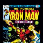 Iron Man (1968) #134 Cover
