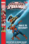 Marvel Universe ULTIMATE SPIDER-MAN (2011) #10 Cover