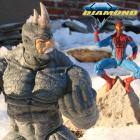 Marvel Select Rhino Ships This Week