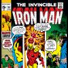 Iron Man (1968) #33 Cover