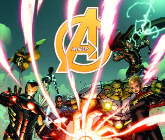 AVENGERS 8 (NOW, WITH DIGITAL CODE)