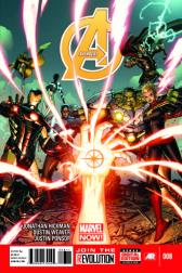 Avengers #8 