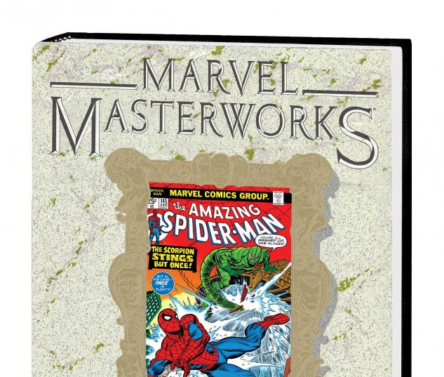 MARVEL MASTERWORKS: THE AMAZING SPIDER-MAN VOL. 15 HC VARIANT (DM ONLY)