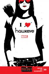 Hawkeye #9 