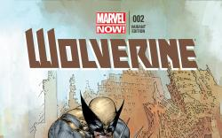 WOLVERINE 2 DEODATO VARIANT (NOW, 1 FOR 50, WITH DIGITAL CODE)