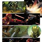 Guardians of the Galaxy (2013) #1 preview art by Steve McNiven