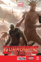 Guardians of the Galaxy #2  (Movie Variant)