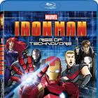 Iron Man: Rise of Technovore Blu-ray box art