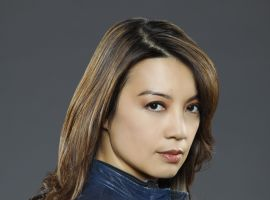 Ming-Na Wen stars as Agent Melinda May in Marvel's Agents of S.H.I.E.L.D.