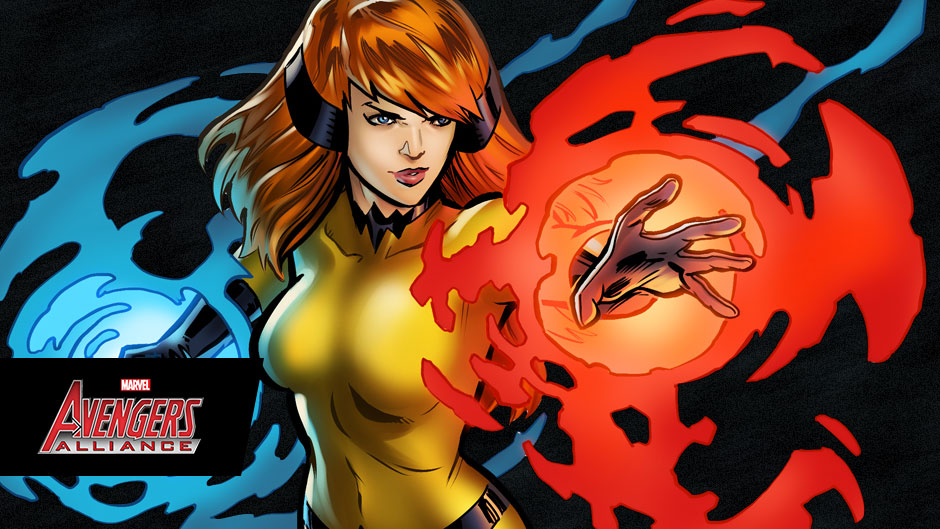 Crystal in Avengers Alliance