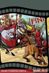 Prelude to Deadpool Corps #4