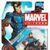Marvel Universe 3.75'' Bucky action figure in packaging