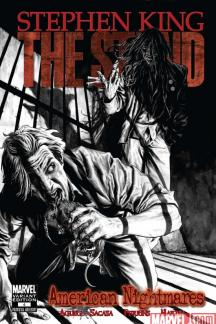 The Stand: American Nightmares (2009) #4 (SKETCH VARIANT)